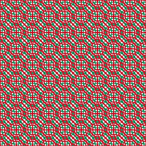 Christmasy geometric
