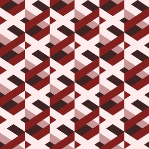 Maroon Crosses