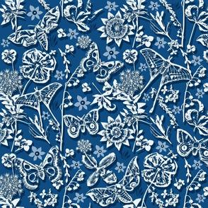 Pollinator Garden Classic Blue