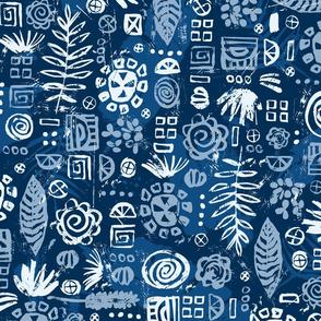 Mayan Blue - Large