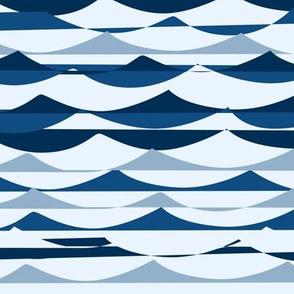Glitchy Waves