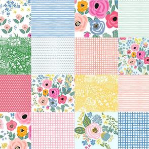 """18"""" Wonderland Quilt Pattern"""