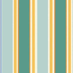 Turtle Spring Stripes