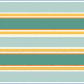 Turtle Spring Stripes horizontal
