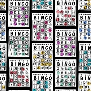 bingo - black