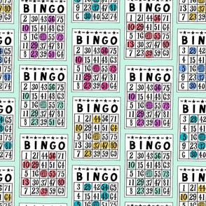 bingo - mint