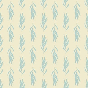 Stripes of Willow Leaves