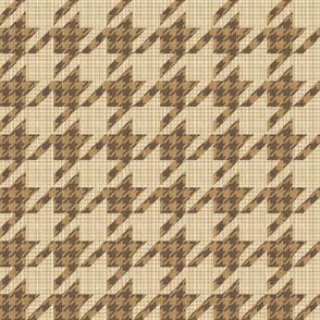 houndstooth_sand_brown_beige