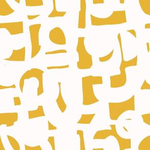Mustard Shapes