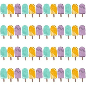 popsicle stripes