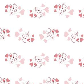 Valentine Love Collection Pattern