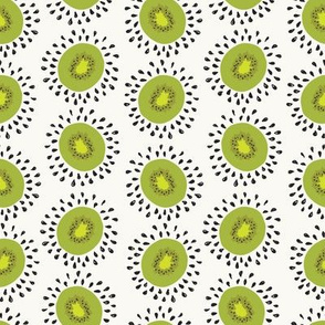 Kiwi Fruit Print