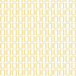 Graphic Boxes 03 Lines Yellow