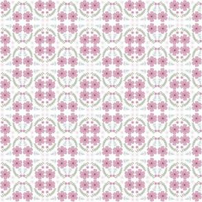 Light Pink Envy Mirror Small