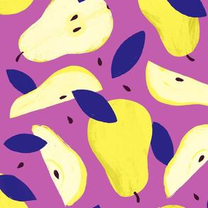 Pear Purple