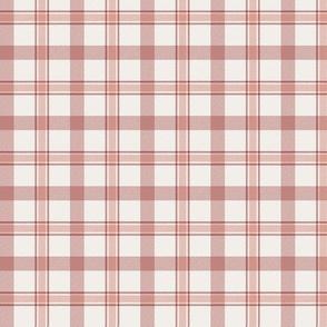 Plaid in Blush (Spring's First Blush: Coordinate)