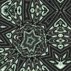 Seaglass Deco Stars