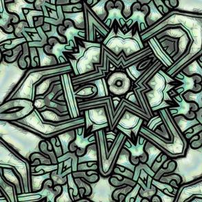 Seaglass Deco Knots