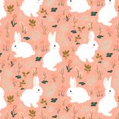 Blooming bunnies
