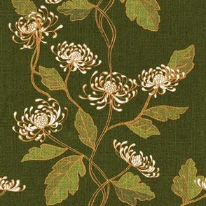 Chrysanthemum Nouveau {Forest}