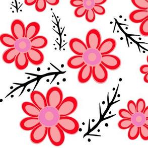 Red Spring White