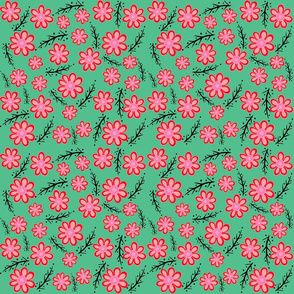 Red Spring Green Small