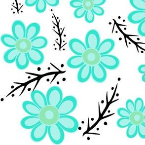 Mint Spring White