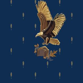 "21"" Eagle Landing   Midnight Blue"
