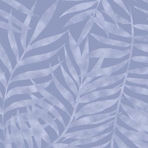 Jungle Shadows-blue violet