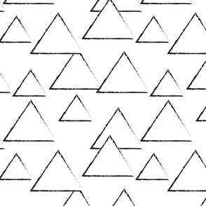 piramide abstract