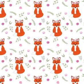 Foxes and Flora