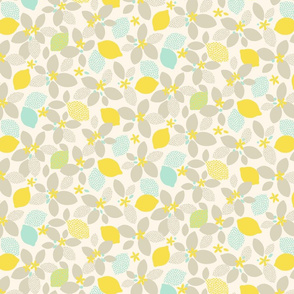 Lemon Pop yellow by Pippa Shaw