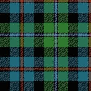 "Campbell of Cawdor tartan #2, 6"" muted"