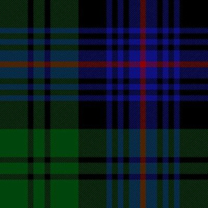 """Armstrong old tartan, 8"""" bright"""