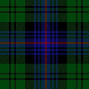 """Armstrong old tartan, 6"""" bright"""