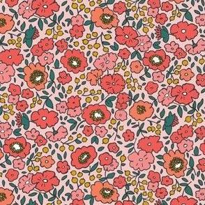 English Garden, Pink Blush
