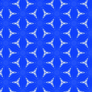 Bluestars Pattern