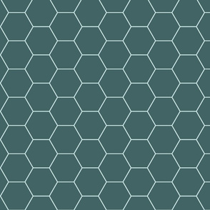 Honeycomb - Pine and Mint