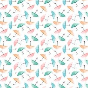 (micro scale) umbrellas - multi spring - C20BS