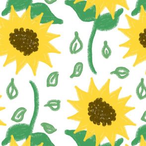 Delightlful Sunflowers