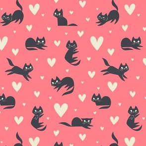 Smitten Kittens (Pink)