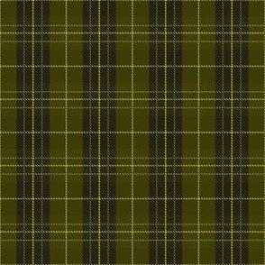 Tartan Plaid in Olive (The Hunt: Coordinate)