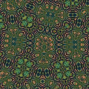 Bora Bora Greenery