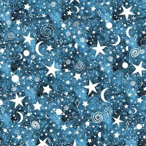 Indigo Universe - smaller scale