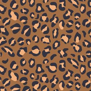 Leopard Spots Medium (Meerkat)