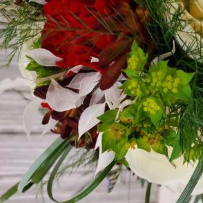 Modern Floral Motif 1