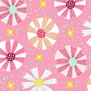 cornflower pink rose