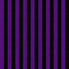 Purple & Black Stripes w/ Texture Effect