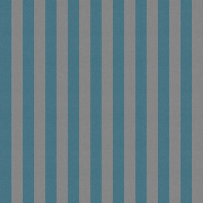 Retro Blue & Gray Stripes w/ Texture Effect