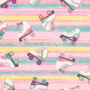 Totally Cute Roller Skates